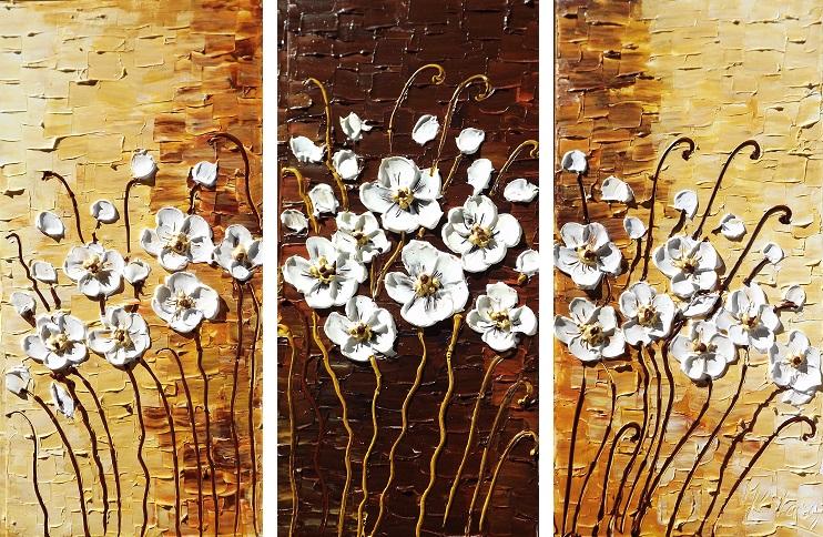 Image: Modern Meadow Triptych ©2013-2015 Kasia1989